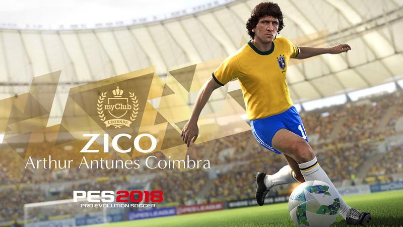 Zico PES 2018