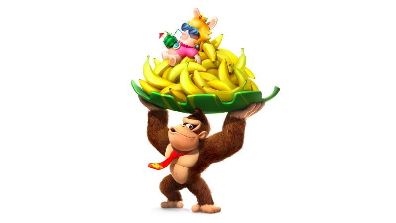 Mario + Rabbids Kingdom Battle Donkey Kong