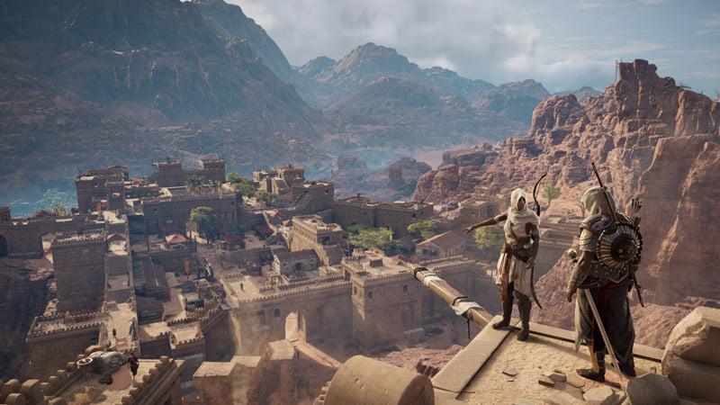 Assassin's Creed Origins DLC