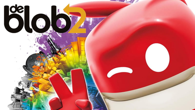 De Blob 2 - PlayStation 4 and Xbox One