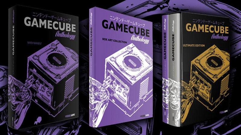 Gamecube Anthology Cover
