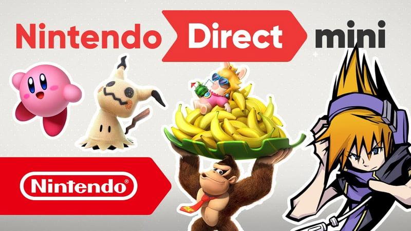 Nintendo Direct Mini - January 2018