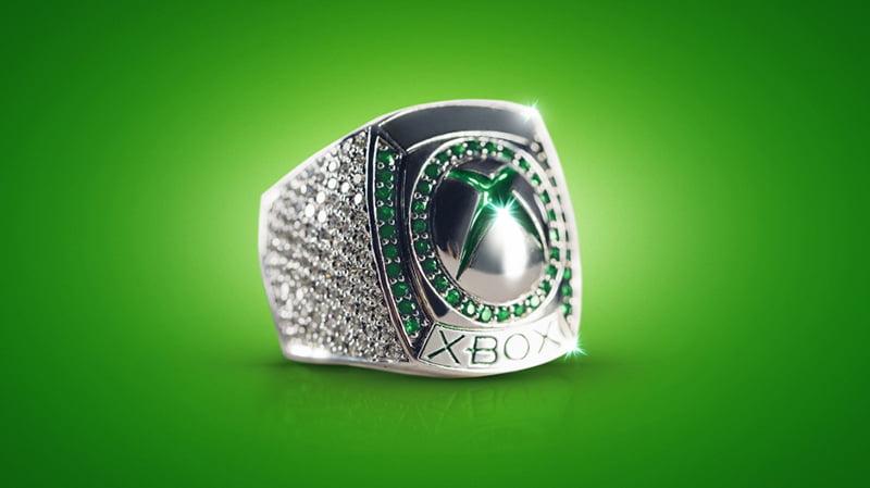 $10,000 Xbox Football Ring