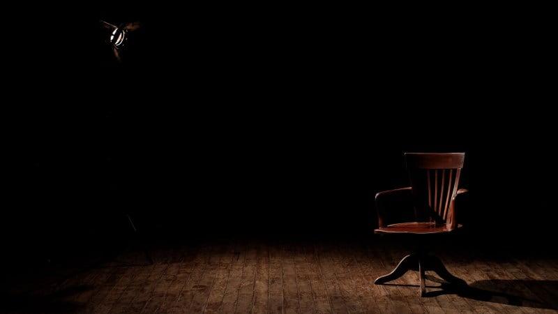 GDC 2018 empty chair Pioneer Award