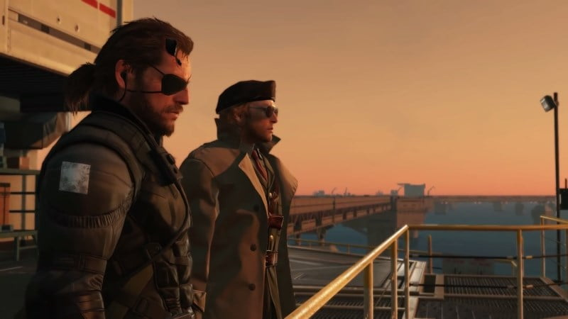 Konami doesn't know why the MGSV nuclear disarmament ending