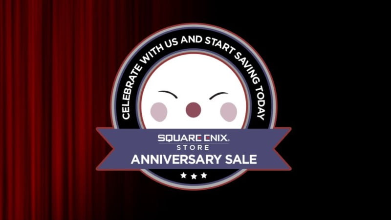 Save up to in the square enix anniversary sale