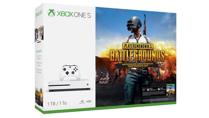 PUBG Xbox One S bundle