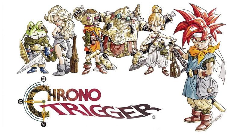 Chrono Trigger art