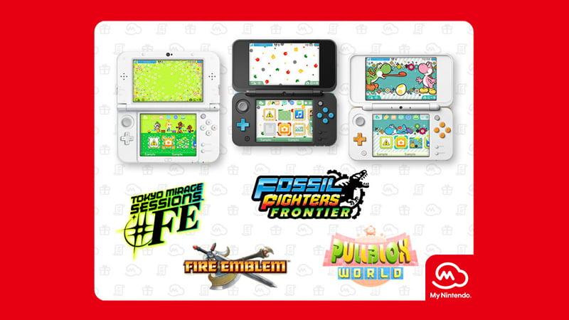 My Nintendo - March 2018