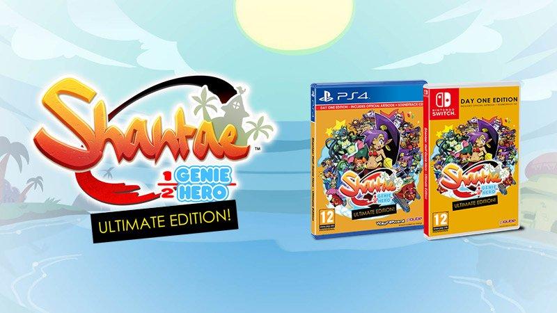 shantae half genie hero ultimate edition worth it