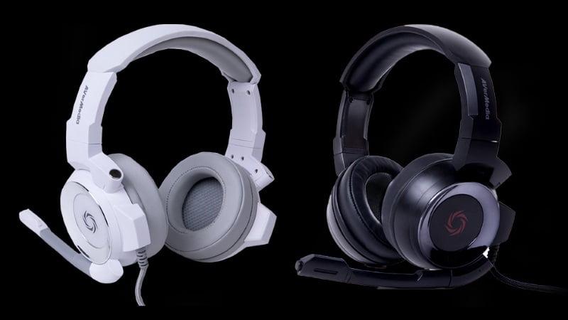 Avermedia gaming headsets