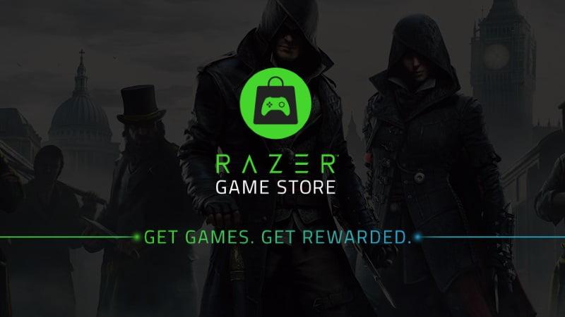 Razer Game Store