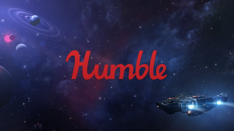 Humble Store Sci-Fi sale