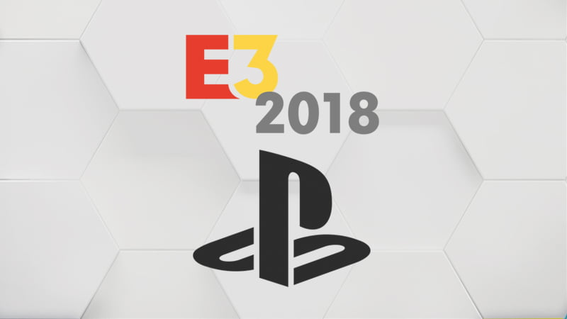PlayStation E3 2018 Press Conferenc