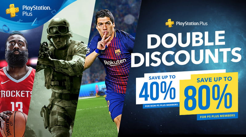 PlayStation Store Double Discounts