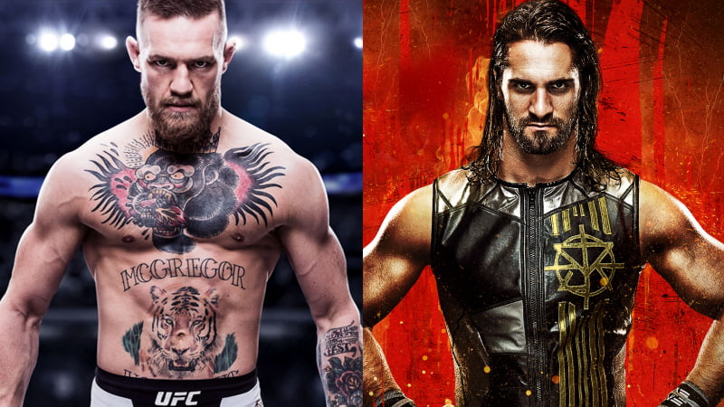 Play WWE 2K18 and UFC 3 - Xbox One
