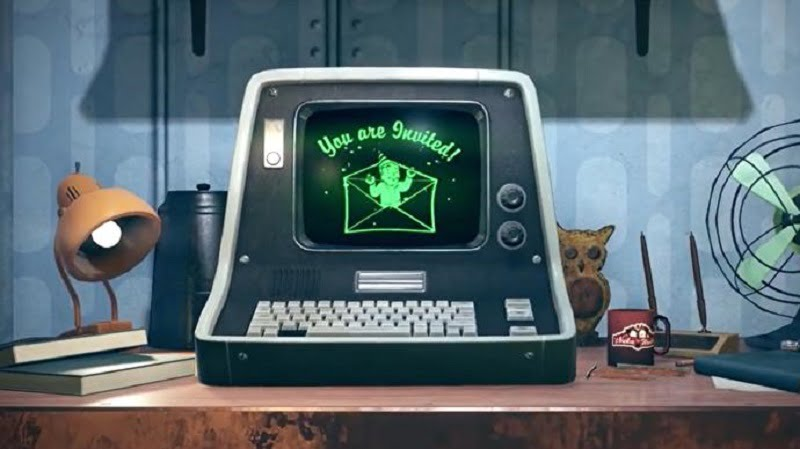 Fallout 76 will be online survival RPG