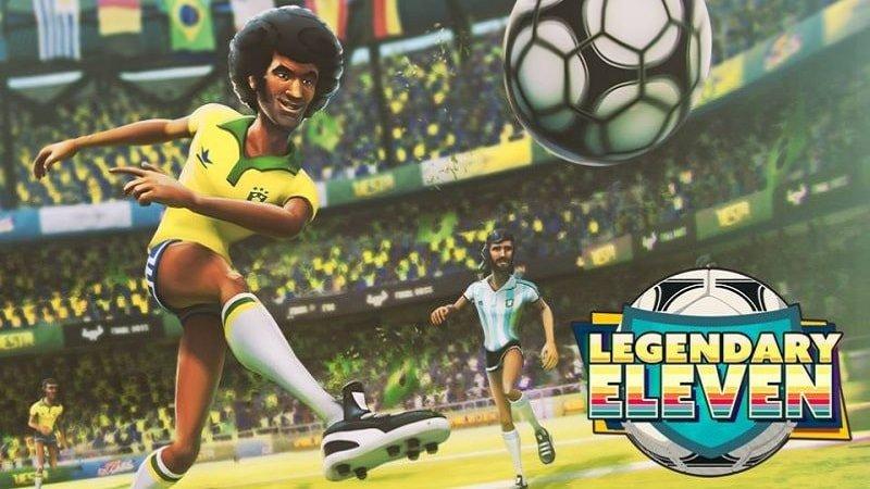Legendary Eleven: Epic Football