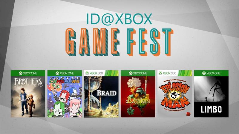 Summer of Arcade - Xbox discounts