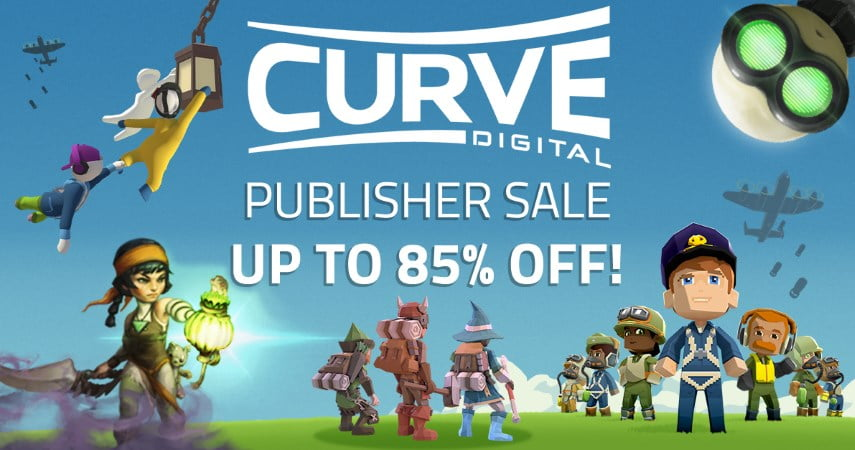 Humble Curve Digital sale