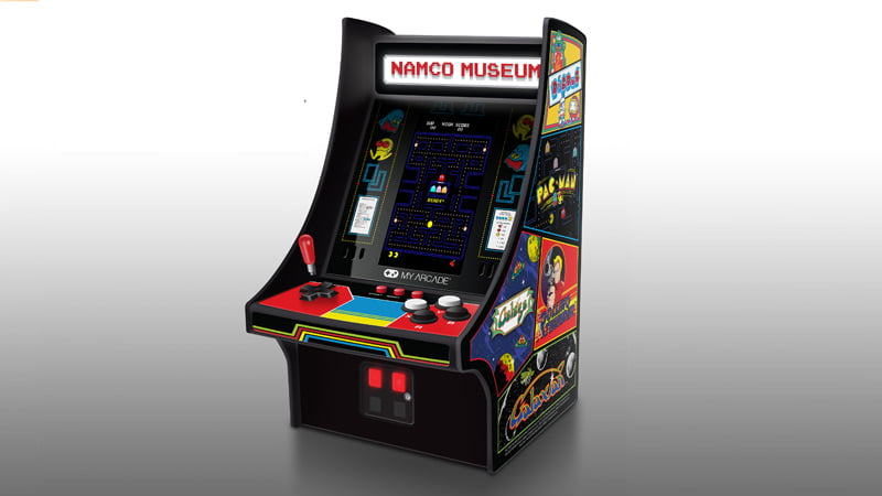Namco Museum Mini-Player