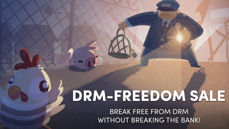 Humble DRM-Freedom sale