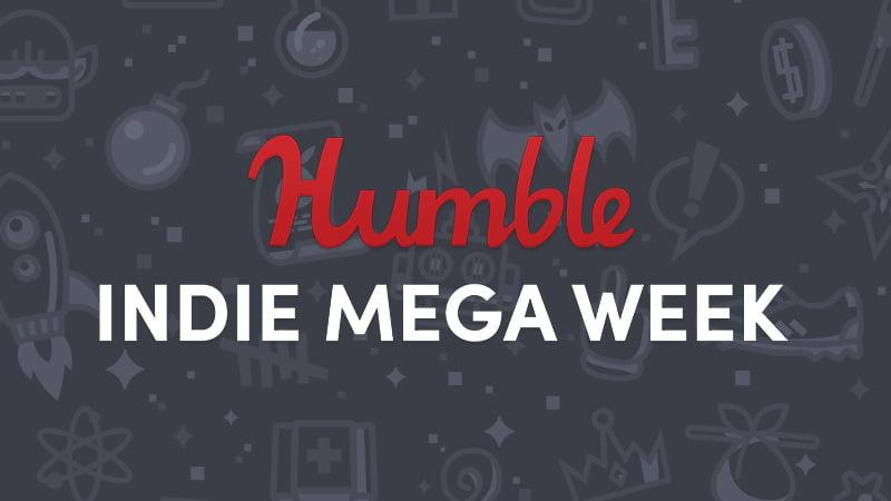 Humble Indie Mega Week sale