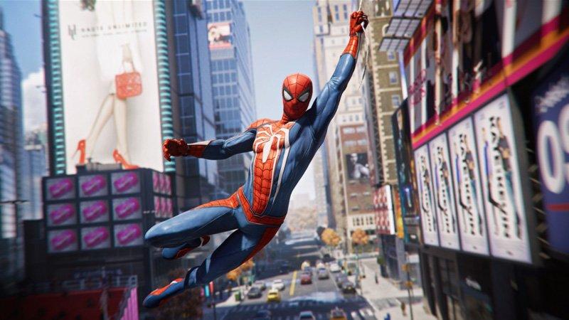 Marvel's Spider-Man - Insomniac Games