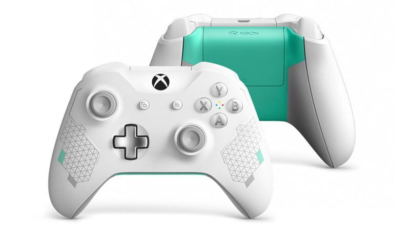 Xbox Sport White Wireless Controller