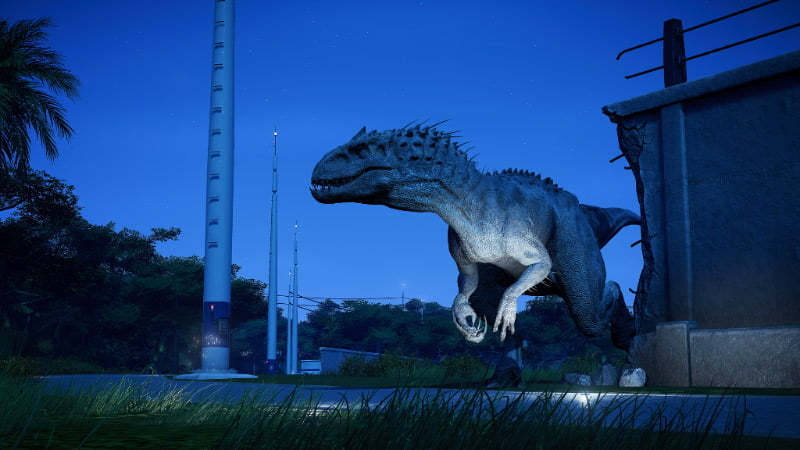 Jurassic World Evolution - update 1.4.