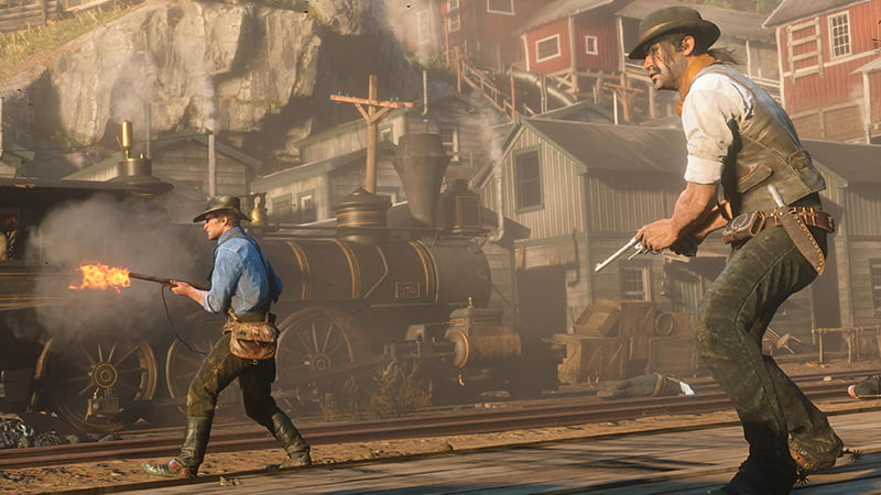 Rockstar reveal new Red Dead Redemption 2 locations - Thumbsticks