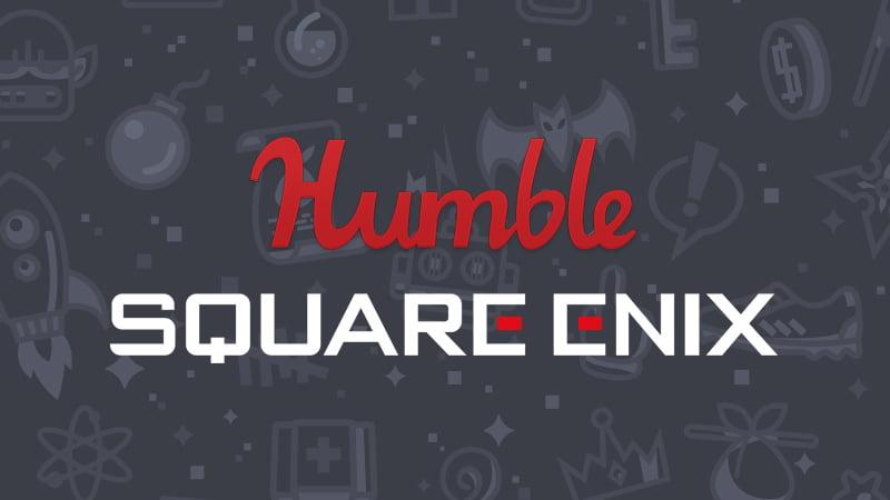 Humble Square Enix Sale