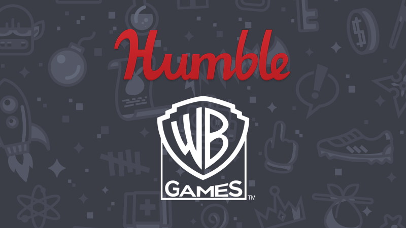 Humble WB Games sale