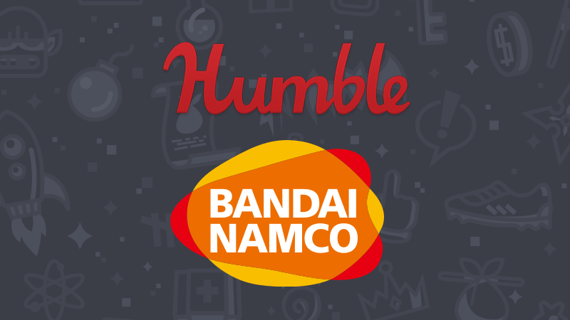 Bandai Namco Humble Sale