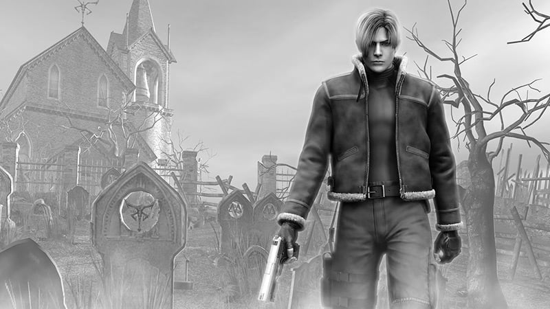 Resident Evil 4 - Nintendo Switch