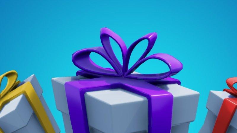 Fortnite gifting