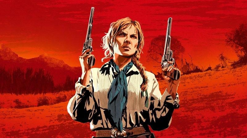 Red Dead Redemption 2 - Sadie