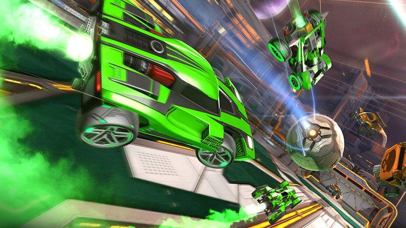 Rocket League December update