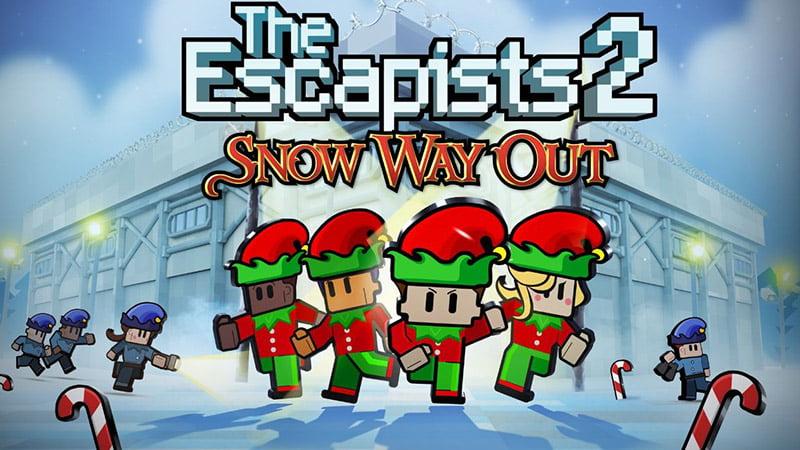 The Escapists 2 - Snow Way Out
