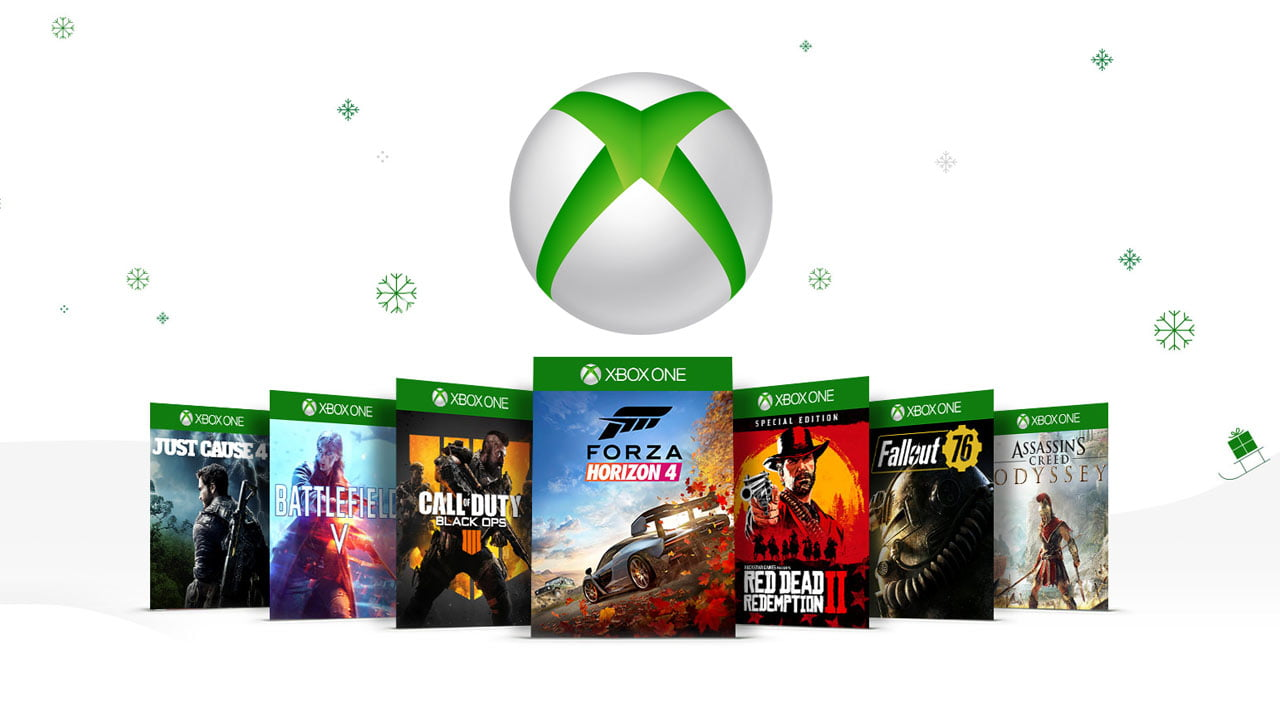 Xbox Countdown Games Sale