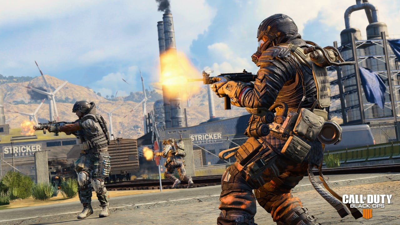 Call of Duty Blackout free
