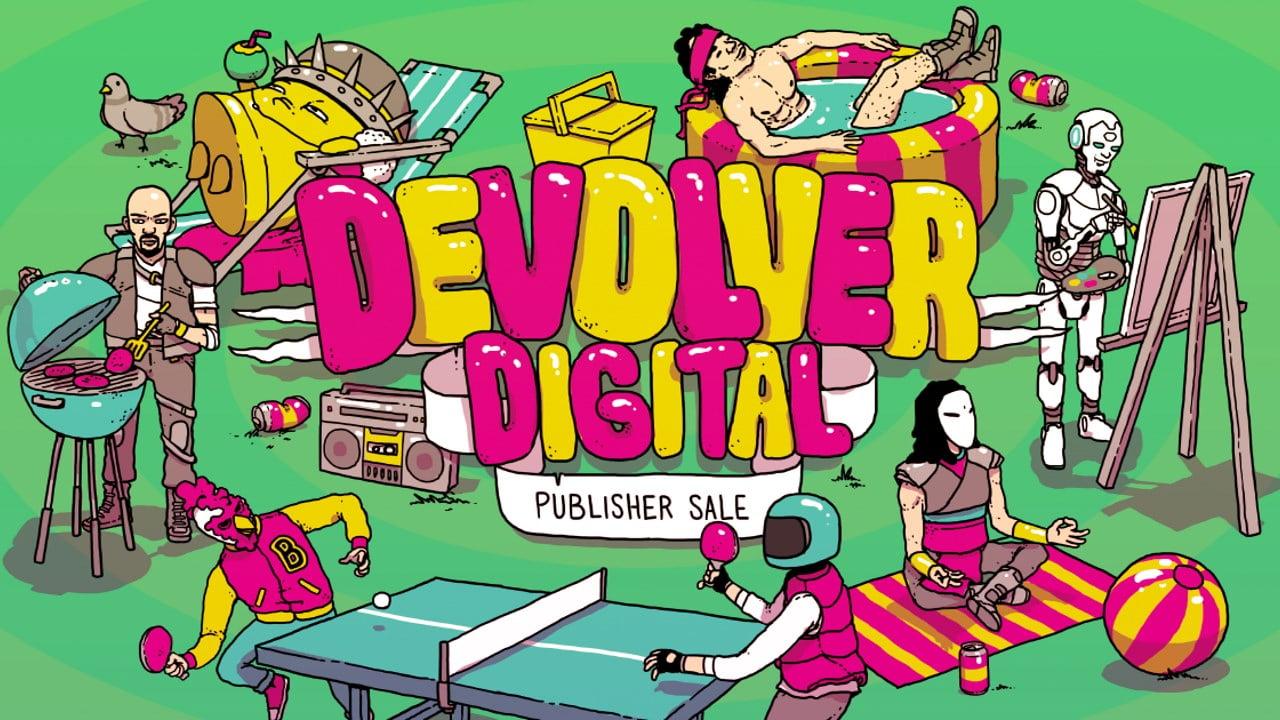 Humble Devolver Digital sale