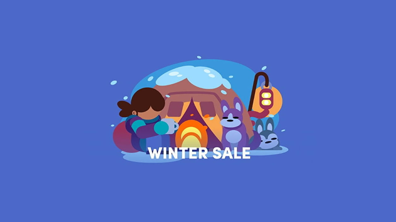 Humble Winter Sale