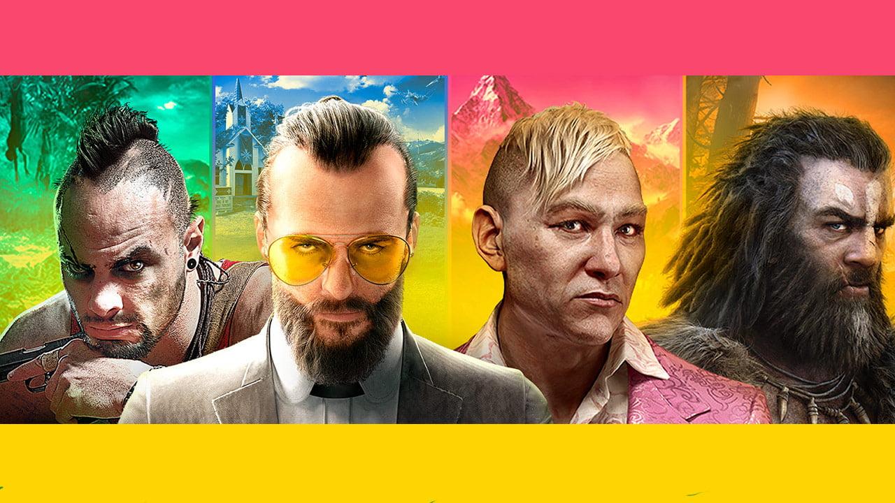 Xbox One Far Cry sale