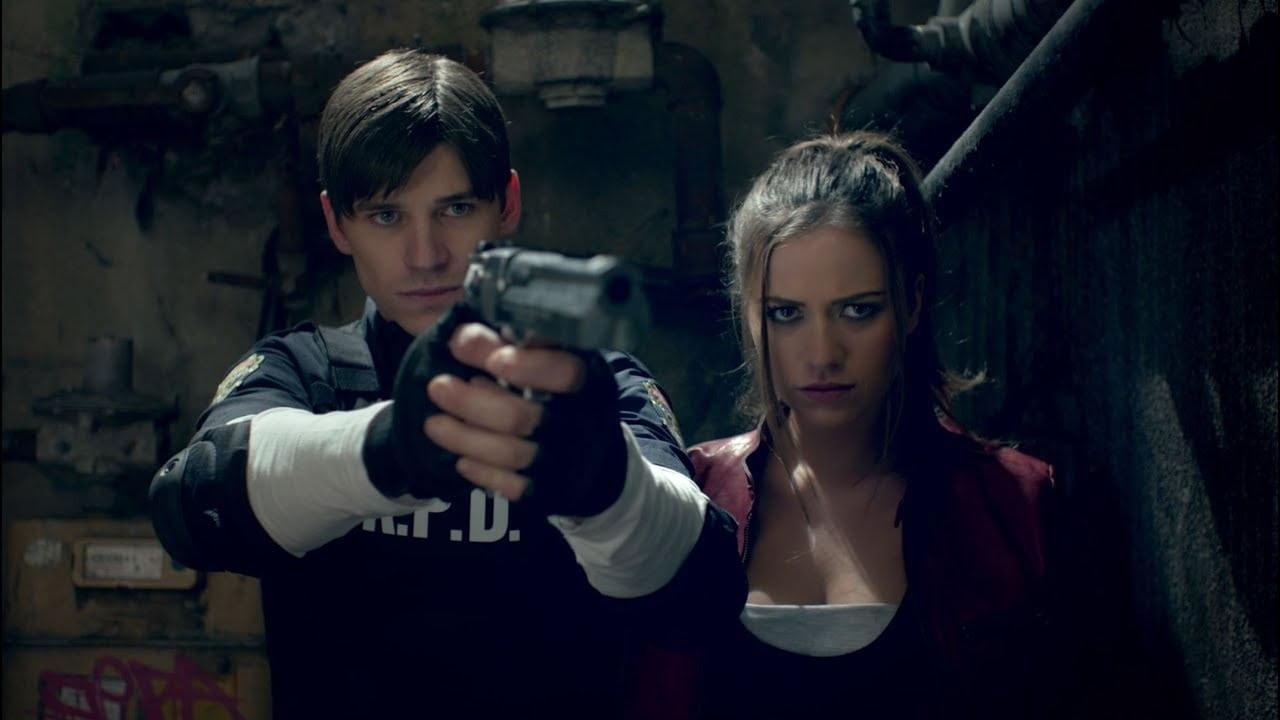 live-action Resident Evil 2 remake trailer