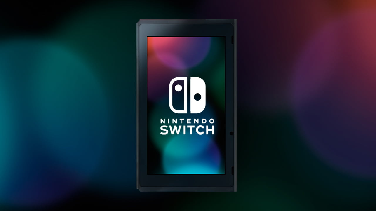 Nintendo Switch Tate Mode