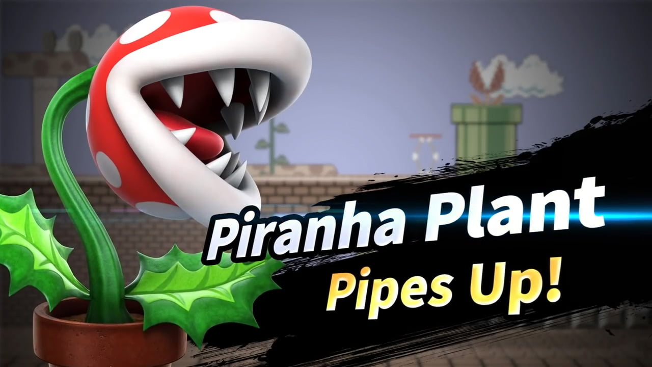 Piranha Plant - Super Smash Bros. Ultimate
