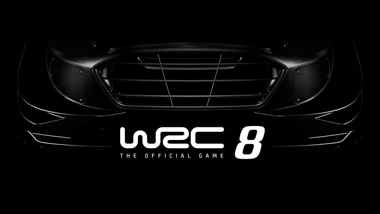 WRC 8 art