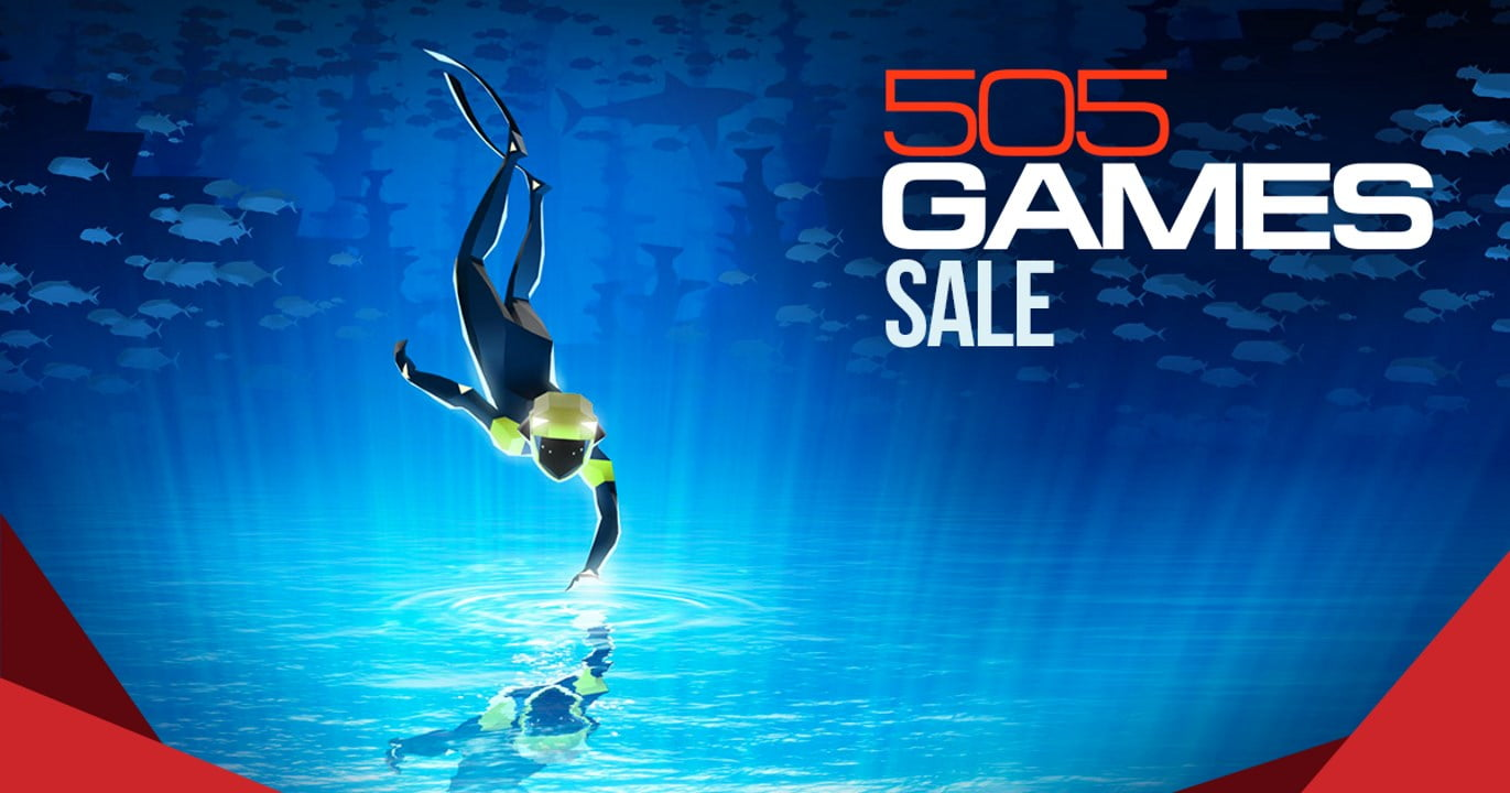 Humble 505 Games sale