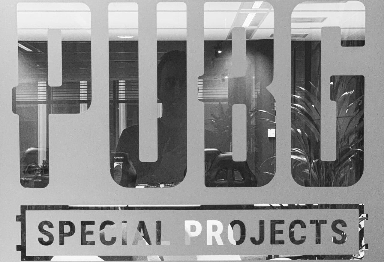 Brendan Greene new job PUBG Special Projects